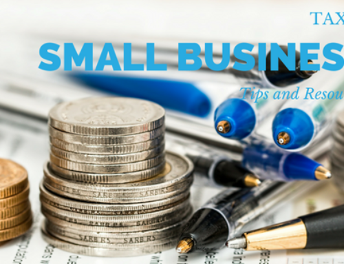 Small Business Tax Tips for 2018