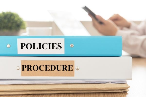 Healthcare Operations Part 1_ Policy, Process & Procedure – Do You Know the Difference